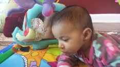 ANAIYA--Tummy Time