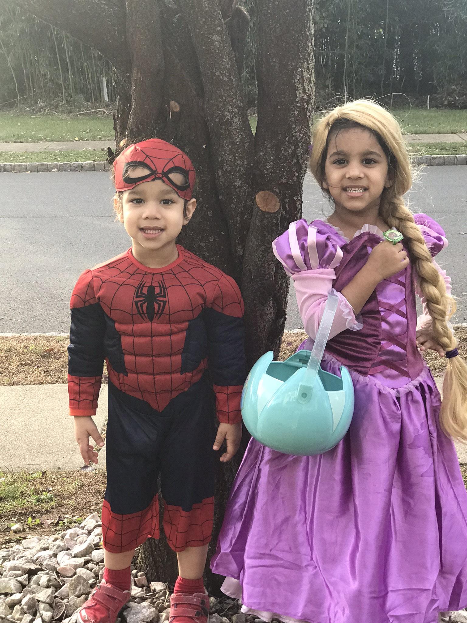 KIDS--Halloween